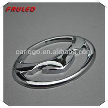 3d car emblem chrome auto emblems all badges of cars wheel cap sticker