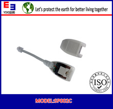 Cable and network material adsl splitter