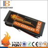 Wholesale price lipo rechargeable 3.7v rc battery 4200mAh, remote control RC battery OEM size made in China