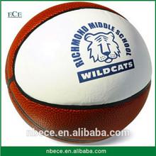 Classic sport basketball,custom logo basketball,mini PU/PVC basketball