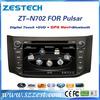 ZESTECH brand new OEM in-dash car radio for Nissan Pulsar car dvd navigation system radio am fm rds