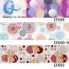 Microfiber Flora polyester printing fabric for mattress/print bedding fabric