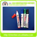 2014 caliente de la venta de bajo precio nuevo fluorescentes de borrado en seco marcador