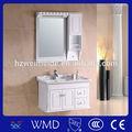 china moderna pvc parede armário do banheiro