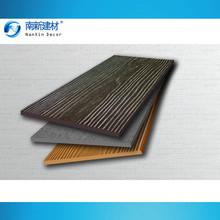 wood grain fiber cement roof tile