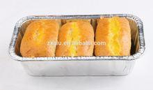Household aluminum foil for aluminum cake/cookie container