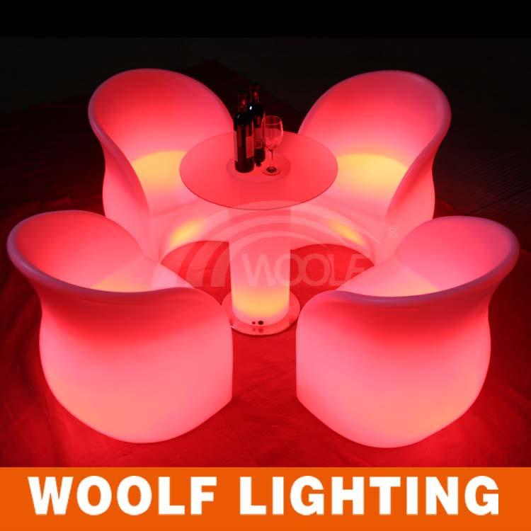 led verlichting goedkope rode roterende glazen salontafel salontafels product ID 60055880824