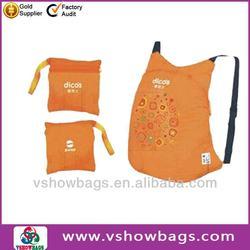 2013 new style foldable shopping bag