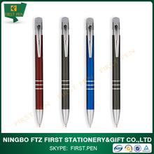 FIRST A106 Office Stationery,Classic Aluminium Metal Ball Pen