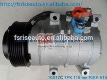 10S17C A/C FOR HONDA 447220-5900 447260-6080 38810-RBD-E11 38810-RMA-G02 38810-RBE-E11 38810-RJL-E01 7PK 115mm Honda RISE-514