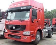 HOWO 4x2 Tractor Truck: Reinforced Model