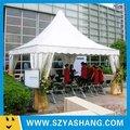 conforto e segurança gazebo tenda com alta qualidade para venda