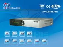 HD DVB-S2 digital satellite receiver +Android smart tv set top box