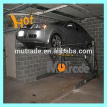 China TPTP-2 type tilting car lift Professional Car Parking Manufacturer