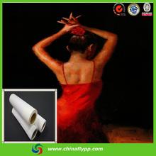 hot sales vivid picture sense digital image print oil canvas for 44''/54''/60''