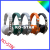 Wholesale heavy bass stereo headphons China stylish new products loud popular headphones for music experience