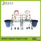 New product alibaba supplier artificial flower planter bonsai stock pot