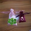 Regalo de boda elegante bolsa con customcolor& logotipo para la joyería