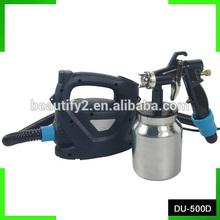 China supply alibaba HVLP electric wall/car paint spray gun