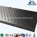 Flexible de la hoja de metal/hoja de metal perforadoras piezas/chapa perforada de metal