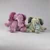 Custom baby kids stuffed animal toy Cute elephant plush toy