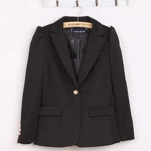NZ5117 european brand blazers autumn design formal coats elegant coat