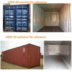 FROZEN PUMPKIN and FRESH PUMPKIN container