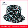 Digital Printing Bucket Hat With Short Brim Fisherman Hat Wholesale Bucket Hats/Cheap Bucket Hats/Cotton Bucket Cap