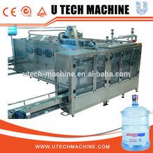 3 Gallon Agua Mineral Packaging Equipment Bottling Line