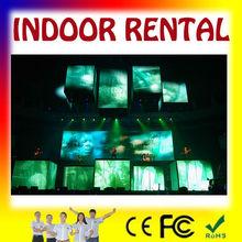 CE RoHS international certification hot sale led display P3.91