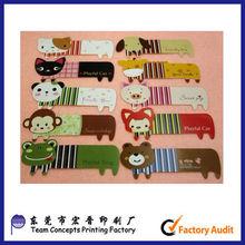 China Supplier Custom Paper Handmade Bookmark