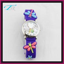 2014 japan sex girl animal fashion 3d silicone watch