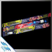 Festival/event bracelet wristband promotional party one time bracelet