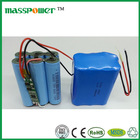 Qualityrechargeable li-lion battery 12v 4.0ah