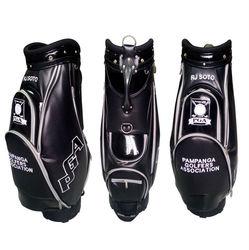 Leather golf bag china manufacturer