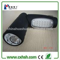 21+5 LED rechargeable led work light bar