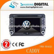 China supplier car video radio with Virtual 10 CD disc memory