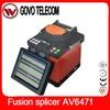 Optical Fusion Splicer AV6471 with Fiber Cleaver