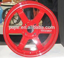 18X8.5/18X9.5 alloy wheel racing