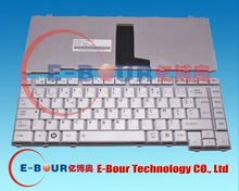 for Toshiba A200 A300 M200 M300 L300 computer keyboard US white ebour007