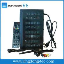 jynxbox ultra hd v6 free wifi antenna and jb200 hd full 1080p satellite dish tv receiver