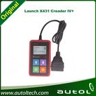 LAUNCH X431 Creader IV+ Car Universal Code Scanner designed for Car DIY, small repair factory, Repair shop
