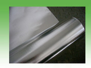 roof/attic fiberglass fabric facing aluminum/Foil-Glass Cloth Facing