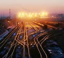Railway container service from Qingdao/Dalian to Hamburg