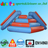 cheap inflatable water inflatable floating water slide,water game