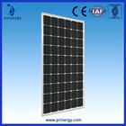 200W Crystal POLY Solar Module