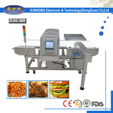 Food Export Industry Metal Detector for Tenderized Steak
