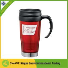 manufacturer Cheap plastic thermo mug