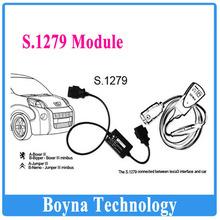 2014 Hot Selling S.1279 module of PPS2000 Lexia-3 Citroen Peugeot( Nemo,Bipper,Boxer III,Jumper III)