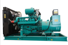 Air Cooled Engine Googol Power Silent 450kW 562.5kVA Diesel Generator set
